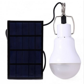 15w 130lm Solar Portable Led Bulb Lamp Solar Energy Lamp led Lighting Solar Panel Camp Night Travel