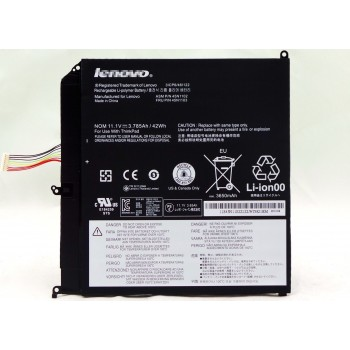 Replacement Lenovo 45N1102 45N1103 ThinkPad Helix Tablet Battery
