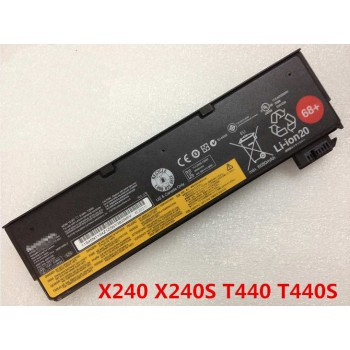 Replacement Lenovo Thinkpad X240 X240 Touch 45N1124 45N1125 Battery 68+