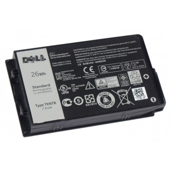 Genuine Dell 7XNTR, FH8RW, Latitude 7202 26Wh battery