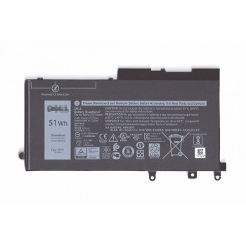 Replacement Dell Latitude E5280 93FTF 083XPC 83XPC D4CMT 51Wh Li-ion battery