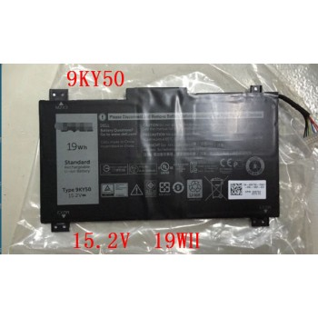 Replacement Dell 9KY50 0VXT50 VXT50 19Wh Battery