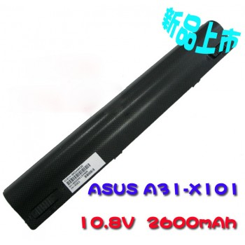 Replacement ASUS EeePC A31-X101 X101CH X101H X101 laptop battery