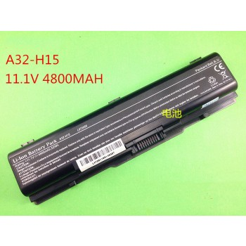 Replacement Asus A32-H15 L072056 H15L726 6 cell Laptop Battery