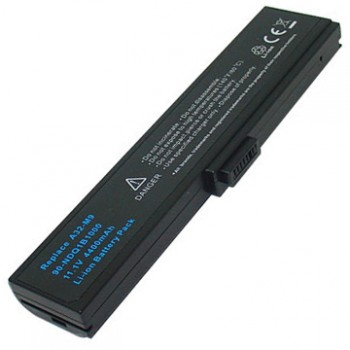 Replacement Asus W7 W7F W7J W7S W7SG A32-W7 A33-W7 laptop battery