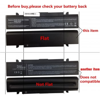 Replacement Samsung R470 R530 R780 AA-PB9NC6B AA-PB9NS6B laptop battery