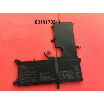 Replacement Asus B31N1705-1 B31N1705  VivoBook Flip 14 TP410UR laptop battery