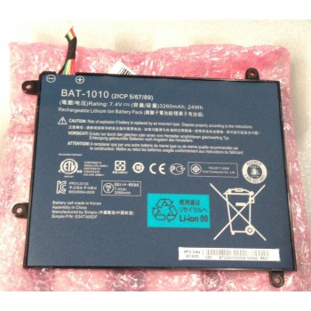 Genuine Acer Iconia Tab A500 A501 BT.00207.002 BAT1010 Battery