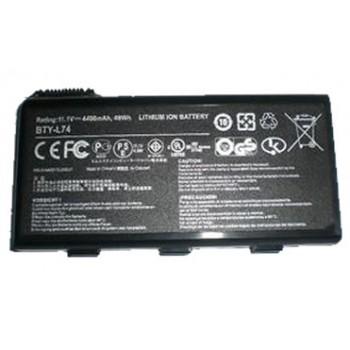 Replacement MSI CR700 CX600X CX610 CX620 CX620X BTY-L74 Battery