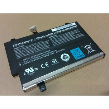 Replacement MSI Windpad tablet 110w BTY-S19 Battery