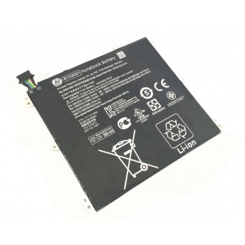 Genuine Hp BY02021 HSTNH-C13C-S 738676-541 3.7V 21.0Wh Tablet Battery