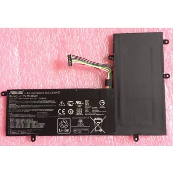"Genuine Asus 7.6V 38Wh 4840mAh C21N1430 ChromeBook C201P 11.6"" Li-Polymer Battery"