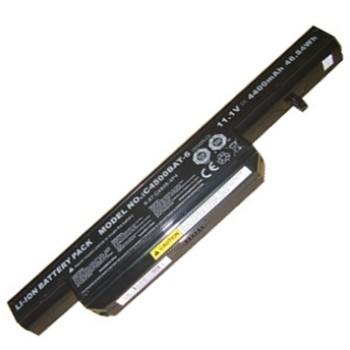 Genuine Clevo C4500BAT-6 C4100 C4500Q C4500 C5100Q C5105 Laptop Battery