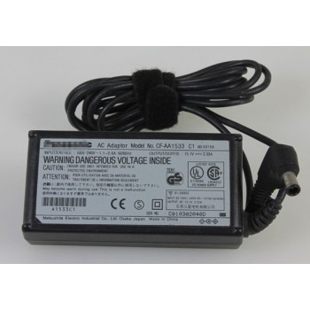 Genuine Panasonic TOUGHBOOK CF-47 CF-61 CF-71 CF-L1XS CF-01 CF-25 CF-45 15.1V 3.33A 50W AC Adapter