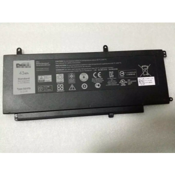 Replacement Dell Inspiron 15 7547 D2VF9 0PXR51 Laptop Battery