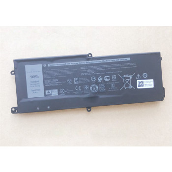 Dell DT9XG Alienware Area-51m i9-9900K RTX 2080 07PWXV laptop battery