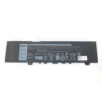 Replacement Dell Inspiron 13 (7373) F62G0 F62GO 38Wh laptop battery