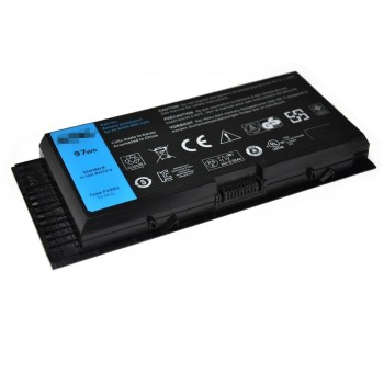 Genuine Dell Battery for Precision m4600 m6600 fv993 7dwmt jhyp2 k4rdx 9 cell laptop battery