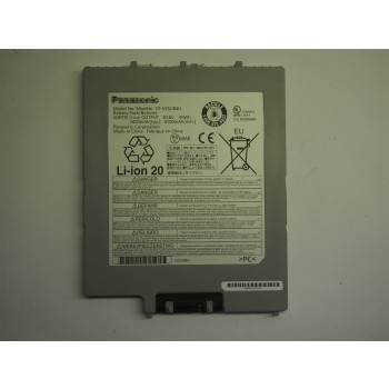 Genuine Panasonic FZ-VZSU84R, FZ-VZSU84U, Toughpad FZ-G1 Tablet Battery