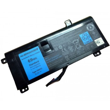 Genuine DELL Alienware 14 A14 M14X R3 R4 G05YJ 0G05YJ 8X70T Battery