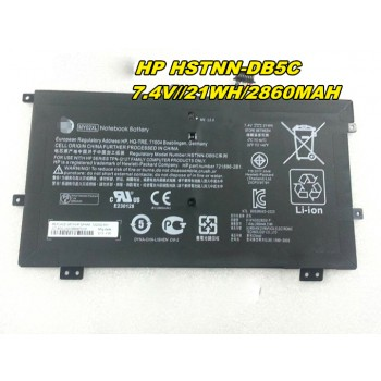 HP SlateBook X2 10-H010NR MY02XL 721896-1C1 Battery