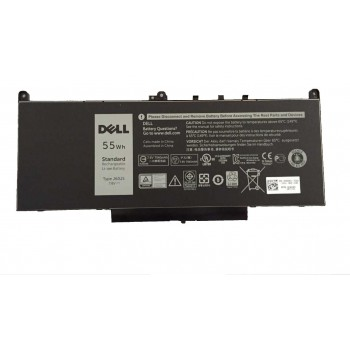 Replacement Dell Latitude 12 E7270 Latitude 14 E7470 J60J5 Ultrabook Battery