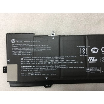 Replacement HP KB06XL HSTNN-DB7R 902499-855 TPN-Q179 Battery