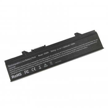 Replacement Dell Latitude E5400 E5510 E5550 312-0762 KM742 451-10616 Laptop Battery
