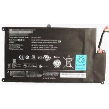 Replacement Lenovo  IdeaPad U410-IFI, U410 IdeaPad L10M4P11 121500059 Battery