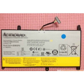 Genuine Original Lenovo S200 S206 L11M2P01 Tablet PC Battery