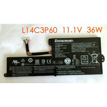 Genuine Lenovo Chromebook N21 L14M3P23 5B10H45092 L14C3P60 Battery