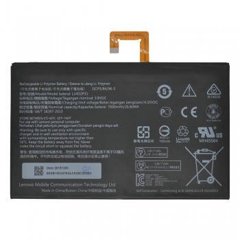 Replacement Lenovo L14D2P31 TAB2 A10-70 A10-70F A10-70L TB2-X30 Battery