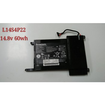 Replacement L14S4P22 Battery for Lenovo Y700-15acz Series Notebook