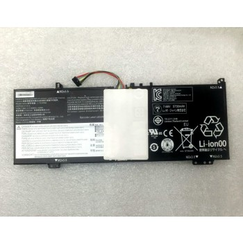 Replacement LENOVO IdeaPad  L17C4PB0 L17M4PB0 7.68V 5930mAh 45Wh laptop battery