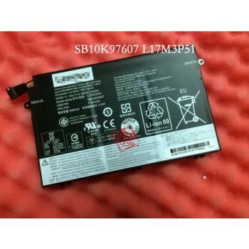 Replacement Lenovo L17M3P51 SB10K97607 01AV446 laptop battery