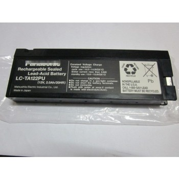 Replacement Panasonic 12V 2AH LC-TA122PU PM9800 PM7000 PM800 Laptop Battery