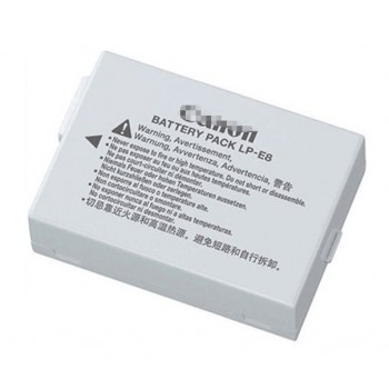 Replacement New Canon LP-E8  EOS 700D 600D 650D 550D Camera Battery