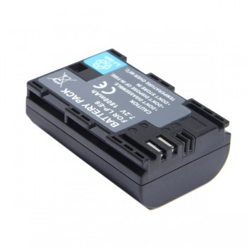 Replacement Canon LP-E6 80D 5D2 5D3 70D 60D 6D 7D2 7D Camera Battery