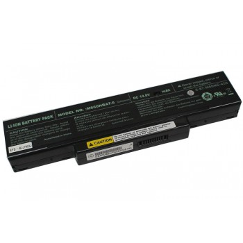 Replacement Clevo M660NBAT-6 M660BAT-6 M740BAT-6 6-87-M660S-4P4 laptop battery