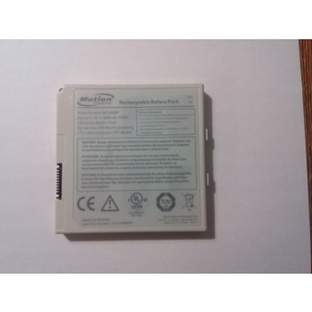 Replacement MC5450BP White Battery For Motion C5 F5 F5v CFT Series Tablet