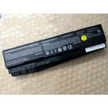 CLEVO N850HC N850HJ N870HC N870HJ1 HASEE N850S N850BAT-6 6-87-N850S-4C4 Battery