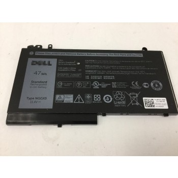 Genuine Dell NGGX5 11.4V 47Wh W9FNJ Li-ion Battery