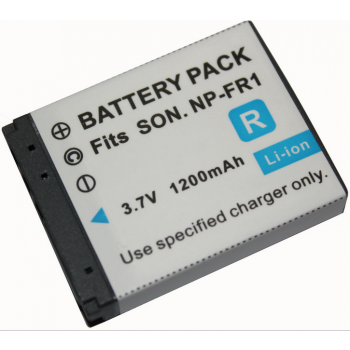 Replacement Sony NP-FR1 DSC-P100 P120 P150 P200 T30 T50 F88 Camera Battery
