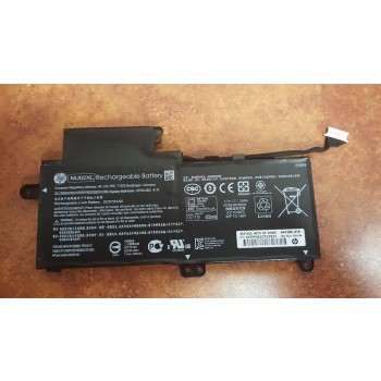 Genuine New Hp NU02XL HSTNN-UB6U TPN-W117 843535-541 Battery