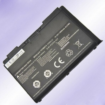 Replacement Clevo P370BAT-8, P370EM Series, P370SM3 Series 5900mAh battery