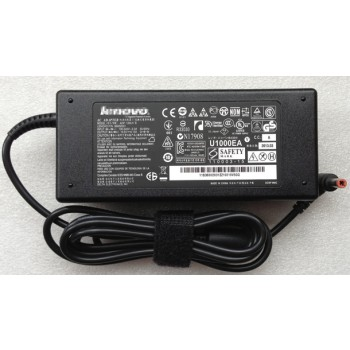 Genuine Lenovo 120W 19.5V 6.15A AC/DC Power Adapter 5.5mm*2.5mm