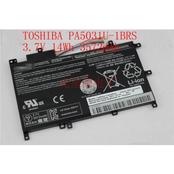 Genuine Toshiba PA5031U PA5031U-1BRS 14Wh/3572mAh Battery