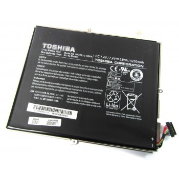 Replacement PA5123U-1BRS Battery for Toshiba Excite Pro 7.4V 4230mAh