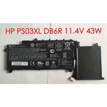 Replacement HP Pavilion X360 787088-241 HSTNN-DB6R  PS03XL Battery