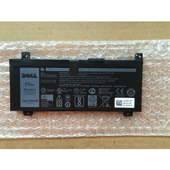 Replacement Dell 063k7O, 063k70, PWKWM Laptop Battery
